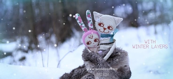 Winter essential PACK: ADD snow and winter blue effect to your outdoor portrait! http://www.susadosa.com/creative.html