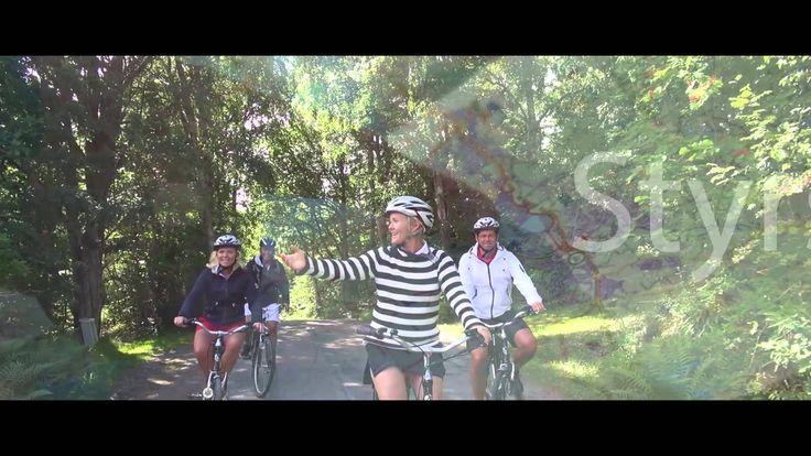 Biking the archipelago - Gothenburg & Bohuslän (5 min)