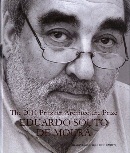 The 2011 Pritzker Architecture Prize : Eduardo Souto de Moura by Joana De Mira Correa. $40.15. Publication: August 20, 2011. 304 pages. Publisher: Design Media Publishing Ltd; Reprint edition (August 20, 2011)
