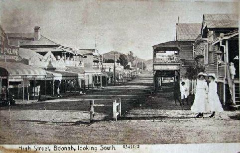 Boonah One-Place Study, Queensland, Australia