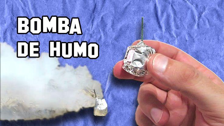 Bombas de Humo para Airsoft | Armas Caseras Fáciles