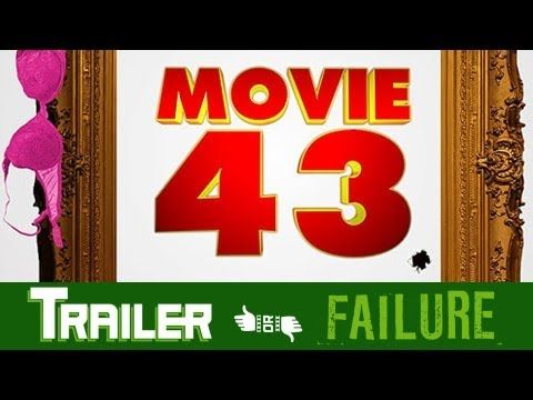 Movie 43 OFFICIAL TRAILER [HD]  Warning: Language