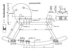 Bauplan Schaukelpferd Teil 1
