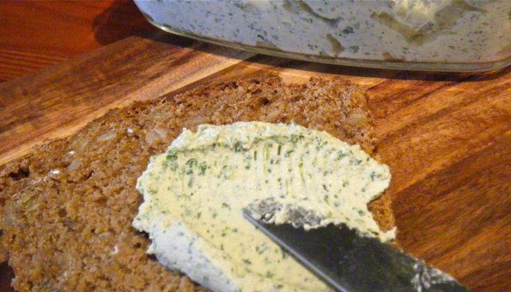 Tofu-Kräuter-Aufstrich