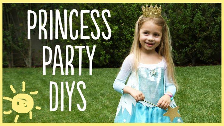 DIY | Princess Party DIYS