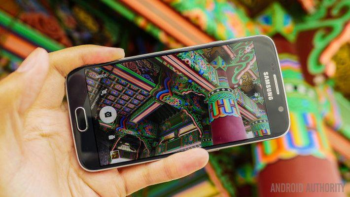 Samsung Galaxy S6 Giveaway