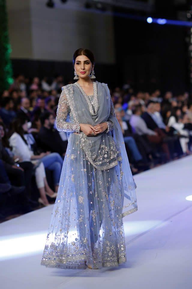 Misha Lakhani Collection at PFDC L'Oréal Paris Bridal Week 2015