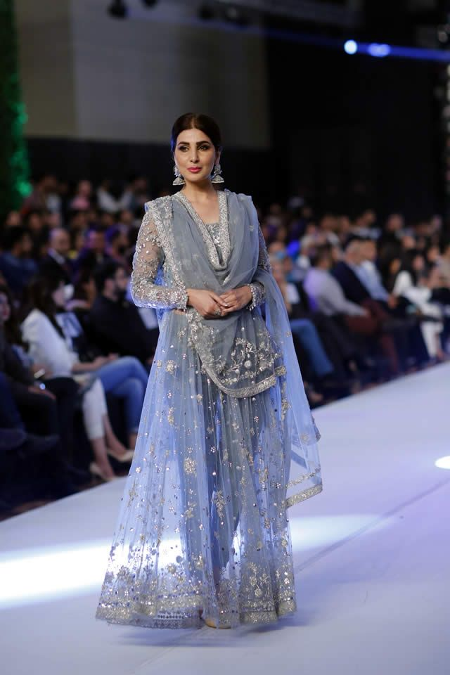 2015 PFDC Loreal Paris Bridal Week Misha Lakhani Dresses Gallery