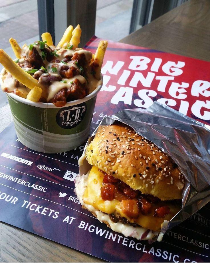 Drop by @lastbestbrew for chili fries w/ shortrib or a super bacon burger. $8 each   http://ift.tt/19a9ty4 #yyc #calgary #yyceats #yycfood #foodyyc #yycfoodie #eatdrinkplayyyc #captureyyc #foodies #foodporn #gastropostyyc #403photogang #calgaryfood #sharecalgary #socalitycalgary #instagood #picoftheday