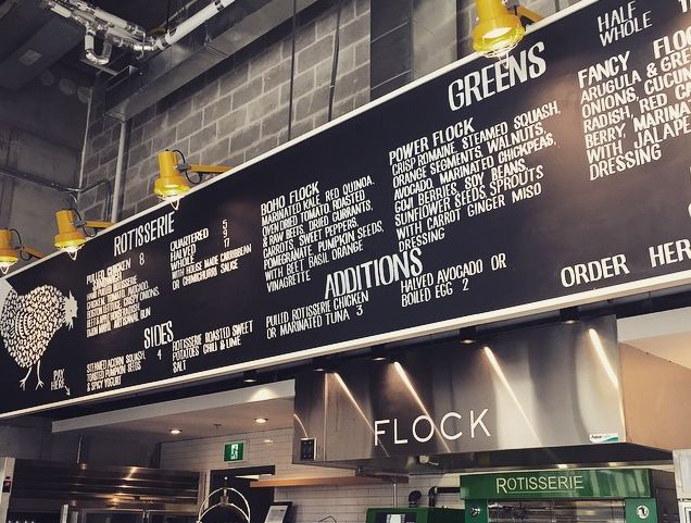 Flock—The Hottest Restaurants in Toronto Right Now, July 2015 - Eater