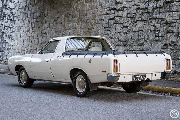1975 Chrysler Valiant Ute