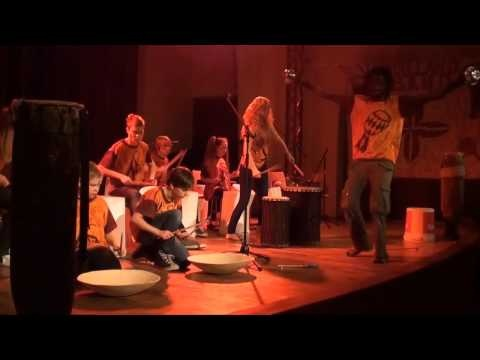 Talking Drums (Heviosso & Vodou-Land Band)
