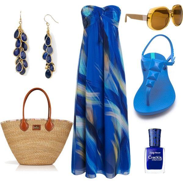 beach boho, beach styles 2013, boho fashion, boho style, ...
