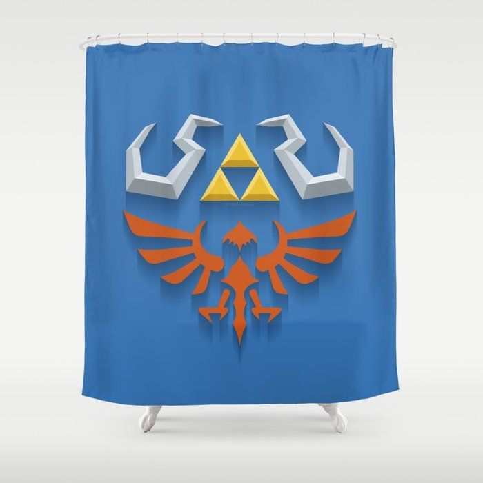 Image Result For Zelda Shower Curtain Original Artwork Curtains