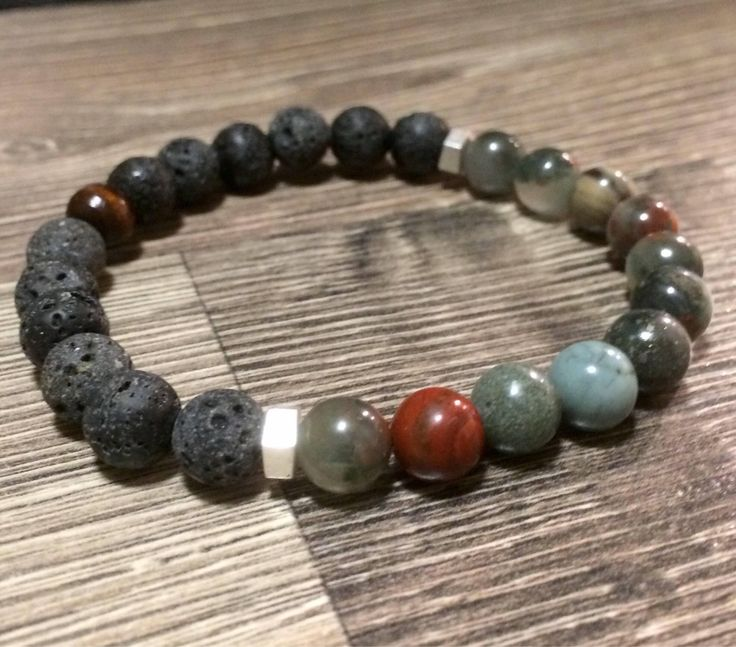 A personal favorite from my Etsy shop https://www.etsy.com/ca/listing/545807228/mens-essential-oil-diffuser-bracelet