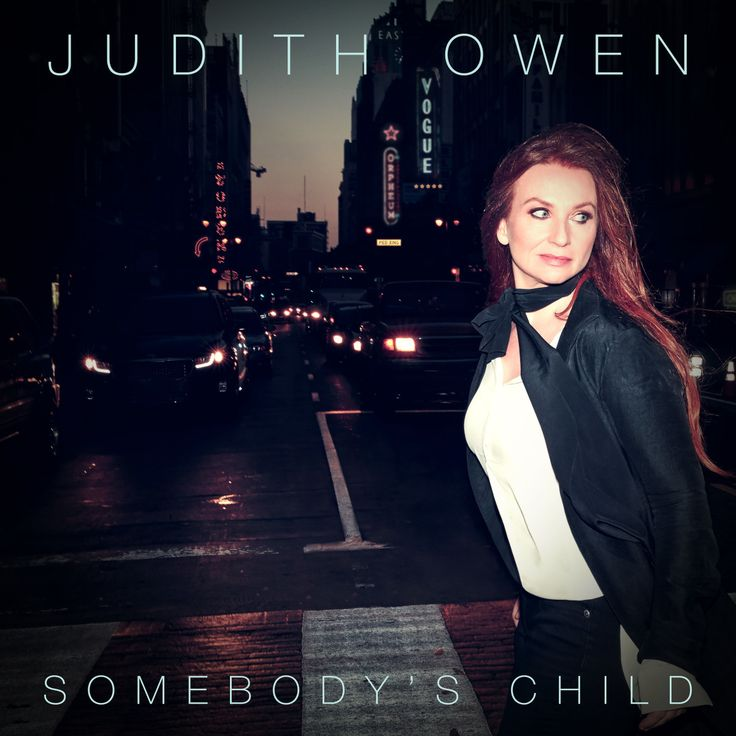 Judith Owen - Somebody's Child Limited Edition Vinyl LP + Download March 3 2017 Pre-order