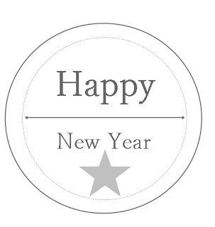 43: Deko Ideen Zum Jahreswechsel   Decoration New Year