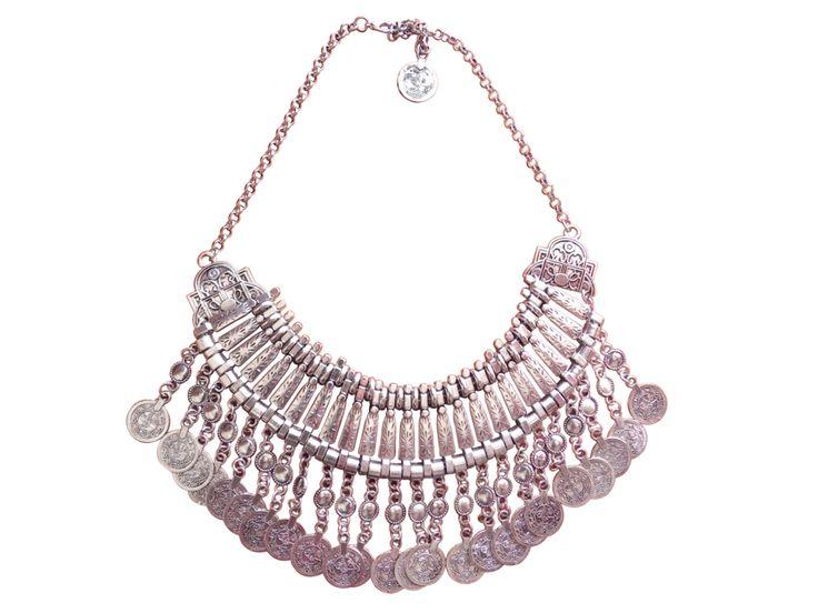Collar Lycia #Necklace #Boho #Chic #Gypsy