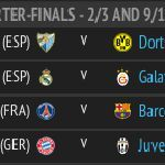 What´s your opinion on UEFA Champion´s League draw? Happy? worried? Excited? tell us in comments! ¿Qué os parece e...