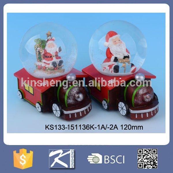 100mm polyresin+glass kerst trein hoofd vorm glazen sneeuwbol-afbeelding-folk ambachten-product-ID:60382920688-dutch.alibaba.com
