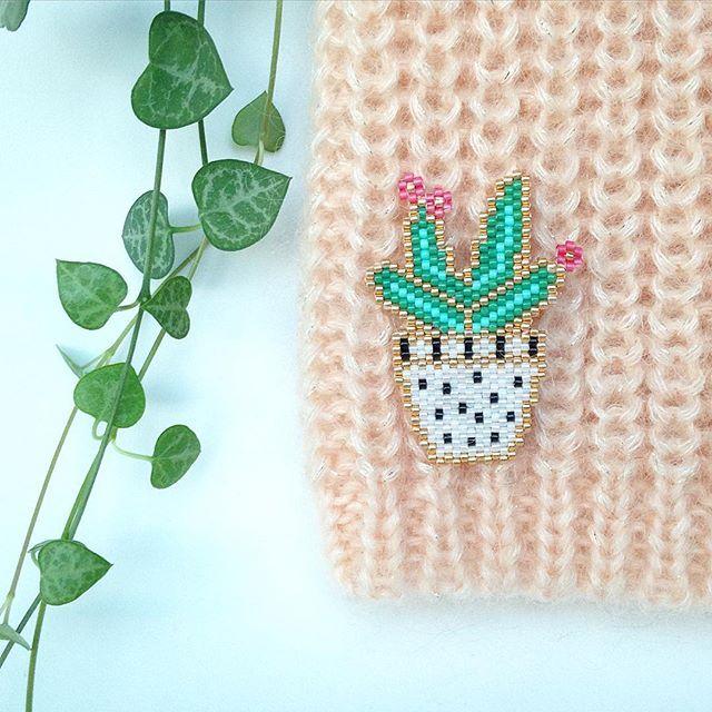 Epinglé par www.la-petite-epicerie.fr★Tutos et fournitures pour le Do It Yourself ★ Cactus Rose Moustache rosemoustache.com