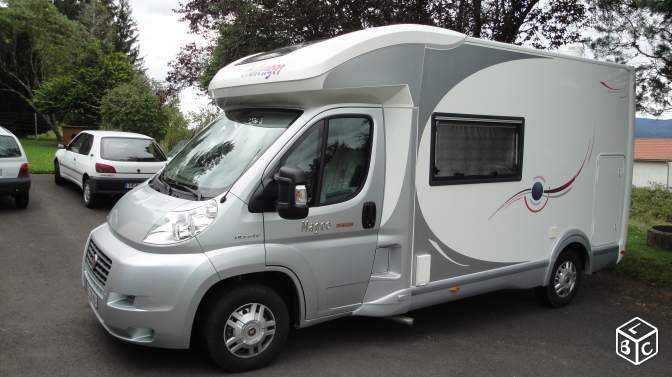 Camping car (Porteur Fiat Ducato)