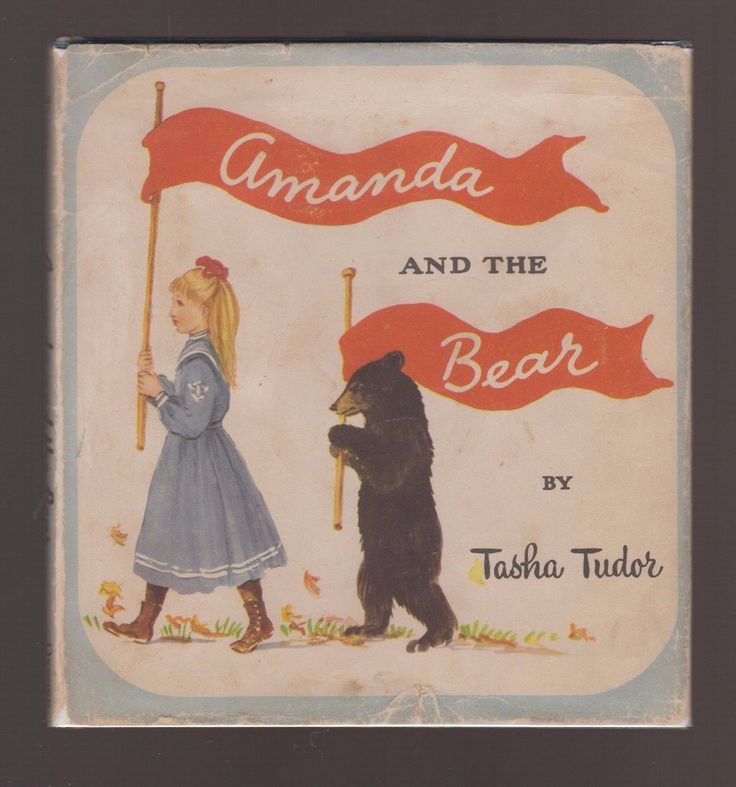 The book is a Very Good Hardcover in Dust Cover, First Edition of Amanda and the Bear by Tasha Tudor. Wonderful illustrations and a very collectable book. Published by Oxford University Press in 1951. | eBay!