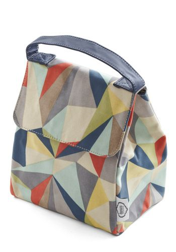 Graphic Diner Lunch Bag $21.99