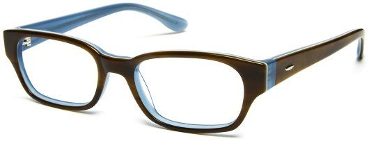 Blue Moon Glasses Frames : Tortoise & Blonde Hughes Mens Eyeglasses Hughes Womens ...