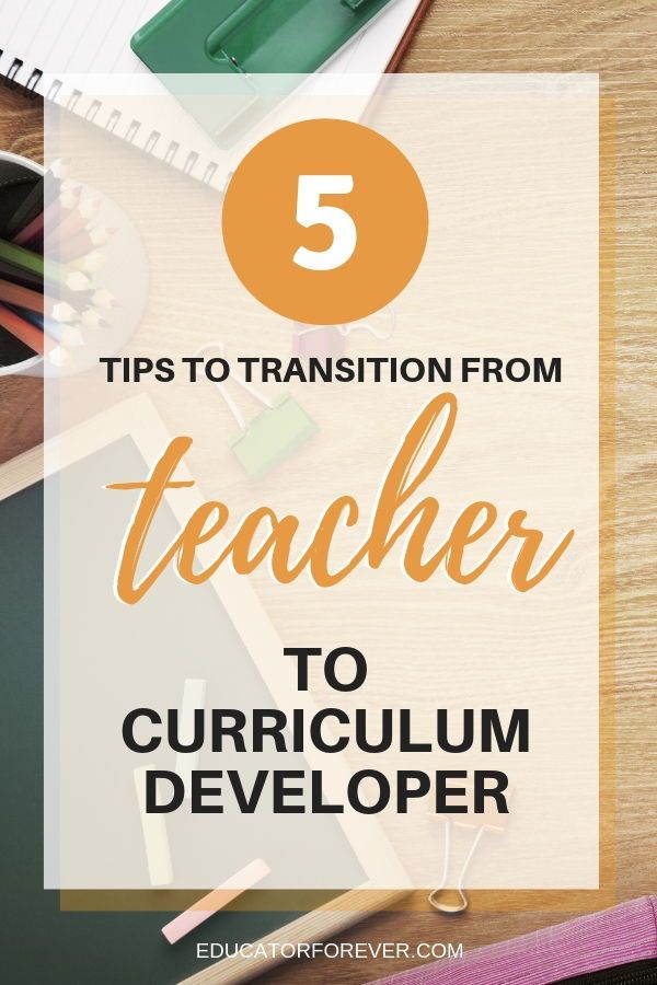 How To Get Started As A Curriculum Developer Curriculum Development Writing Curriculum Curriculum
