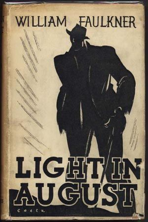 light in august book | Light in August by William Faulkner | 1 Year, 100 Books