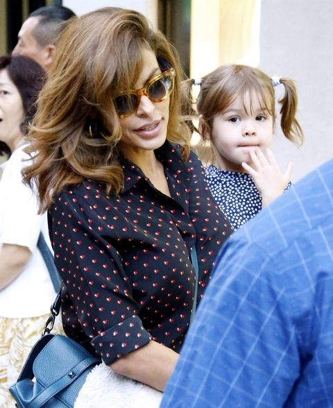 Ryan Gosling and Eva Mendes' Daughter Makes an Adorable Rare Appearance in NYC
