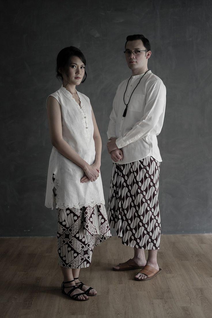 Foto prewedding ala Ratih dan Friski