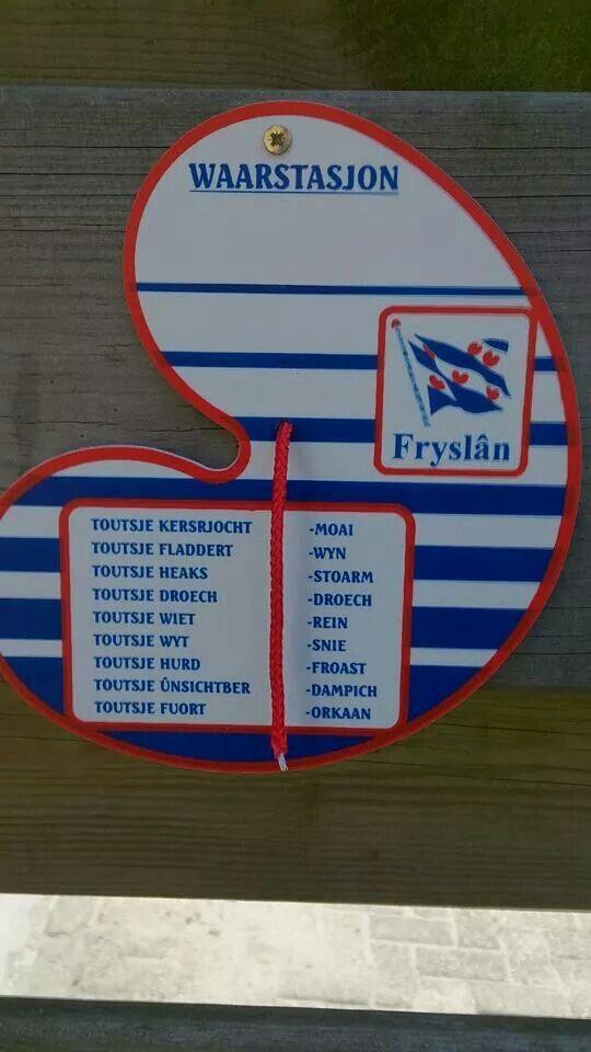 Frysk waarstasjon