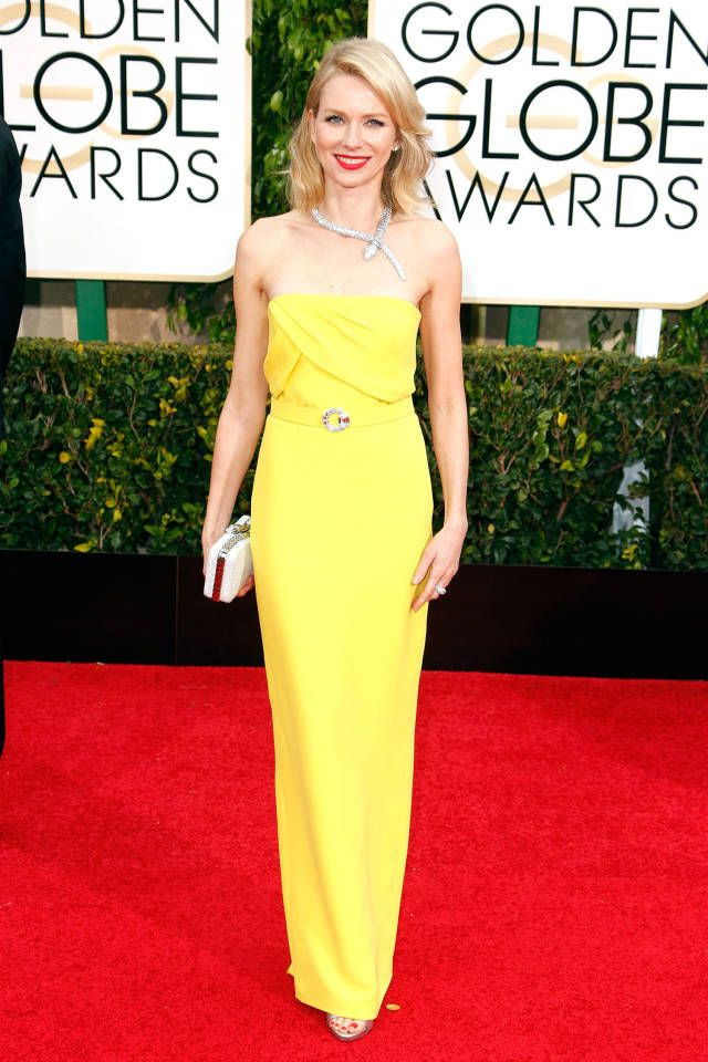 Here are the best dressed celebrities from the Golden Globes 2015: