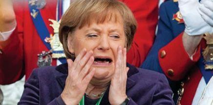 New York Times : l'Allemagne doit fermer ses frontières et expulser les immigrants en masse, Merkel doit démissionner !