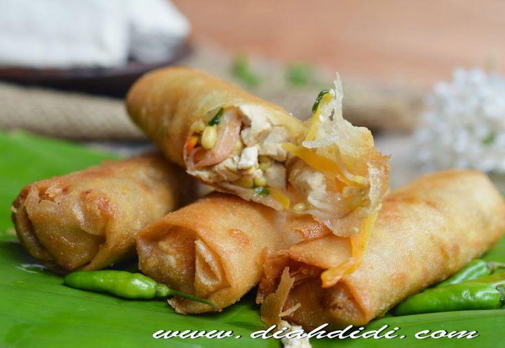 Diah Didi's Kitchen: Lumpia Tahu