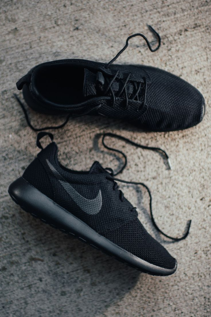 best 25 black nikes ideas on nike shoes best