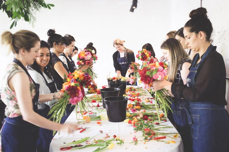 The Style Co. Event Styling + Creative Business workshop #3