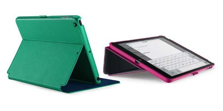 Apple just released its newest iPad this week, and here's a look at which cases you can get.