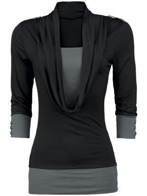 Girls longsleeve by Wide Collar