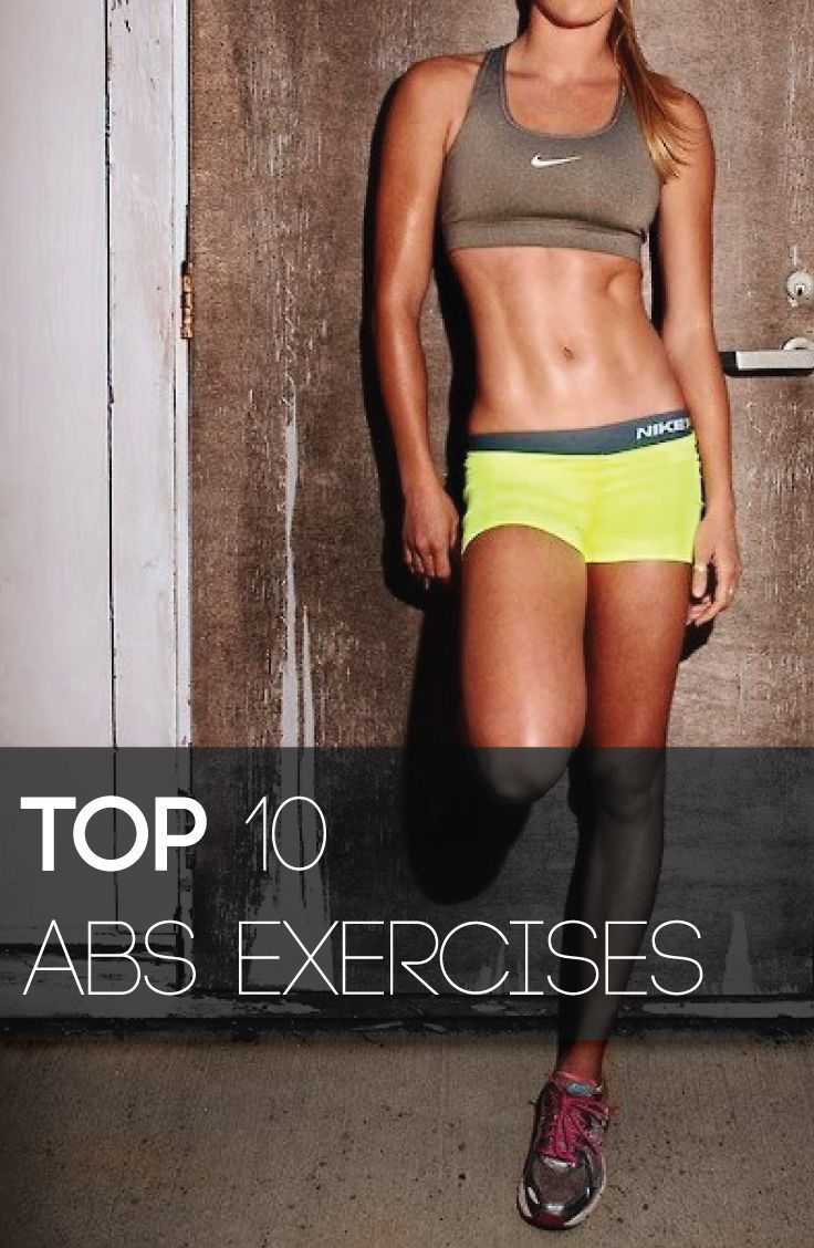 Top 10 Abs Exercises