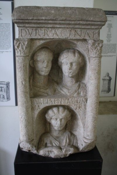 Whether there was a king, a consul, or an emperor that stood supreme over Rome and its territories, the one constant throughout Roman history was the family. Like many earlier societies, the family was the fundamental social unit in the eternal city, and at its head was the father, or if there were no father, the eldest living male -  the Latin expression for this is paterfamilias. (Article by Donald L. Wasson) -- AHE