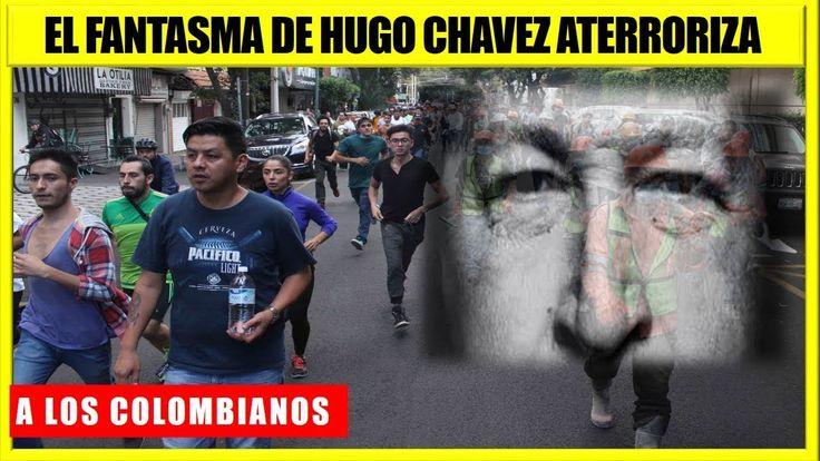 El Fantasma de Hugo Chavez Aparece en Colombia Ultima hora Venezuela hoy 12 febrero #12feb