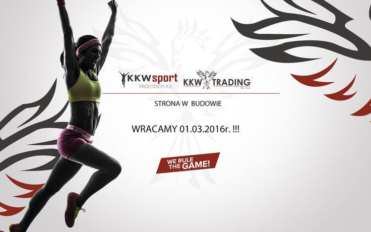 KKW Sport stroje sportowe, dresy, piłki, ortaliony, Sklep zamknięty