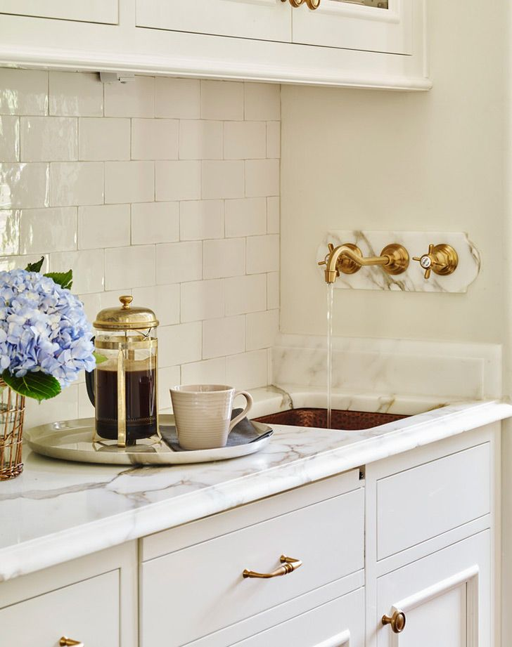 The One Trick For An Infinitely Prettier Kitchen