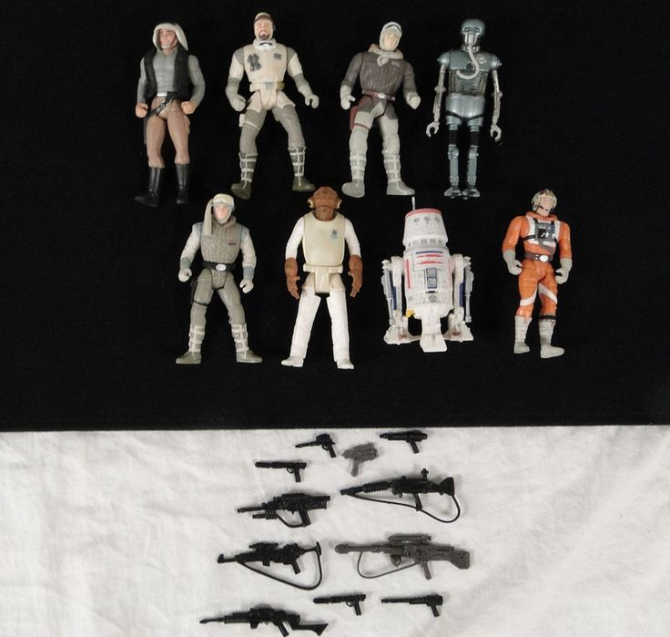1995 Kenner Star Wars Action Figures Rebel Alliance Soldier Hoth Space Ackbar  #Kenner #1995 #1996 #Kenner #Star #Wars #Action #Figure #Rebel #Lot #Alliance #Soldier #Hoth #Space #Ackbar #Toy 0209