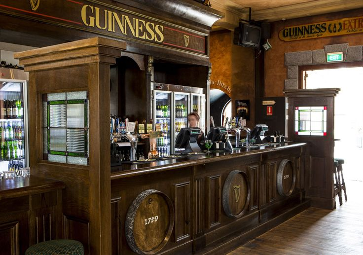 Decoration Bar Pub Irish Pub Decor Food Venue All | Bois De Grange, Bar