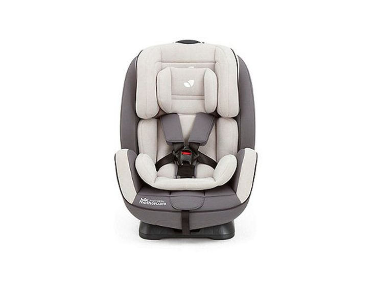 Joie Inspired Addapt Car Seat - Misty Grey exclusive to mothercare