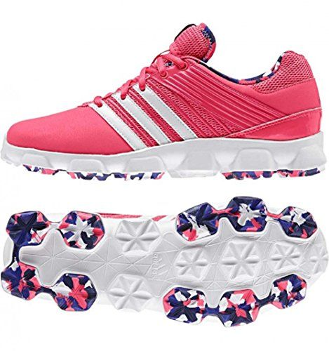 adidas Hockey Flex Ladies Hockey Shoe, Pink, US8 ** See this great image @ http://www.lizloveshoes.com/store/2016/06/01/adidas-hockey-flex-ladies-hockey-shoe-pink-us8/?yx=010716163958